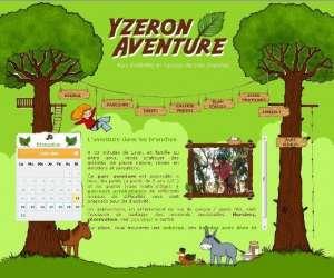 Yzeron aventure