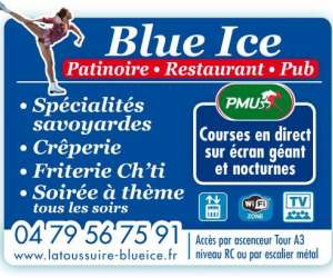 Pmu le blue ice
