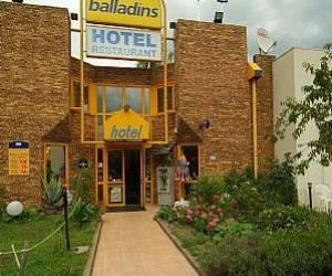 Hôtel balladins chambéry confort