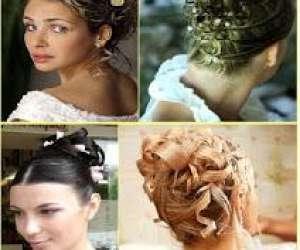 Marie coiffure mariage à domicile annecy