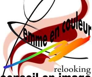 Relooking customisation vetement femme en couleur