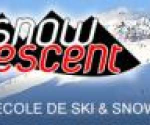 Snowdescent ski & snowboard school  courchevel