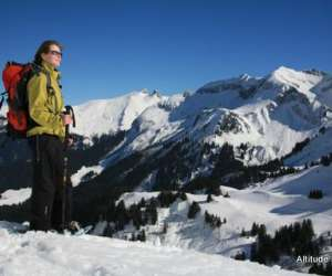 Altitude nature - pays du mont blanc raquette et randon