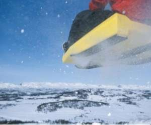 Karting sur neige snowkart