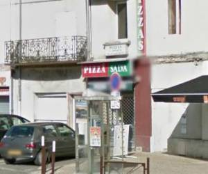 Pizza salva