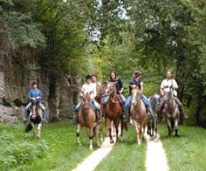 Missandre centre de tourisme equestre