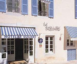 Hotel restaurant le square *** / michel latrille