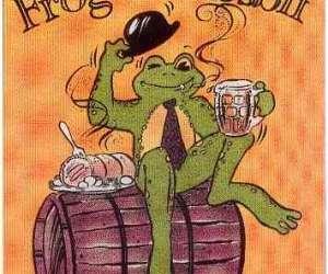 the frog et rosbif