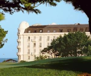 Hôtel mercure thalassa régina et golf