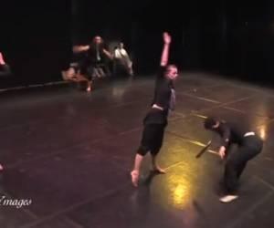Carré danse