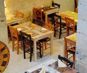 Restaurant couleurs café