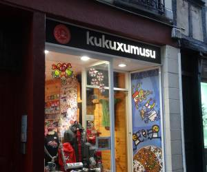 Boutique kukuxumusu