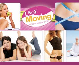 Lady moving luma 64 franchisé indépendant