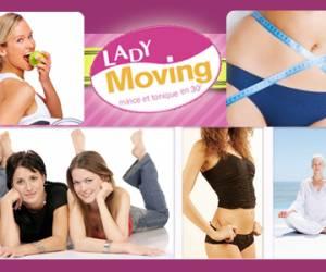Lady moving luma 64 franchisé indépendant