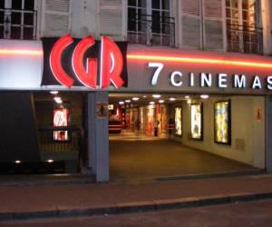 Cinéma cgr saint louis