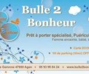 Bulle 2 bonheur (sarl)