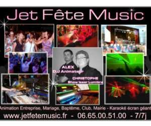 Jet fête music