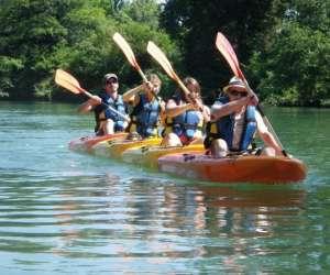 2xaventures - locations de canoës