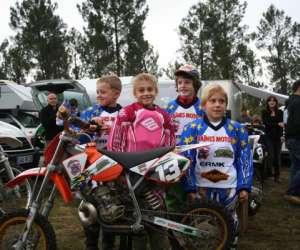 Ecole de moto cross labelisee pour enfant et adulte