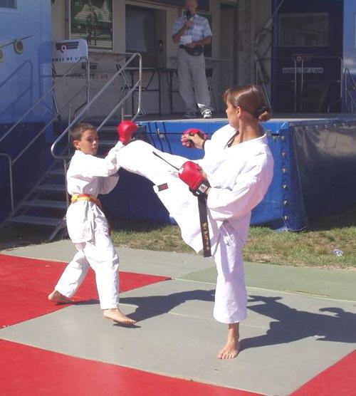 club karate eysines