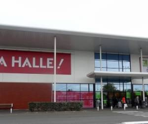 Halle aux chaussures