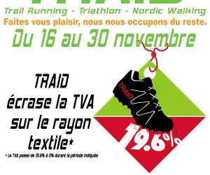 Traid trail running