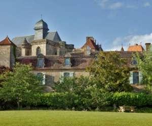 Le prieuré du château de biron