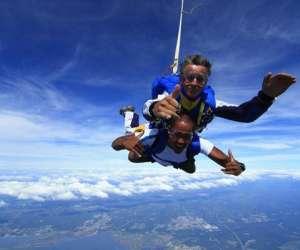 Vertical tair parachutisme