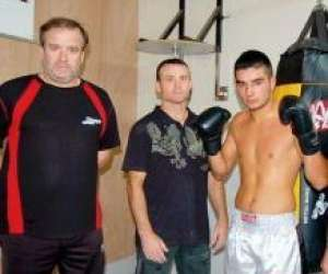 Boxing club macau