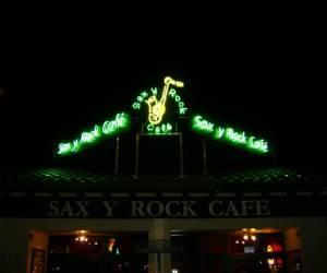 Sax y rock café