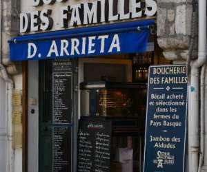 Boucherie des familles