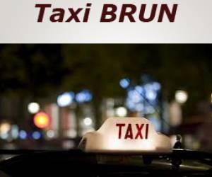 Taxi brun
