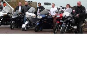 Moto pyrenees 64