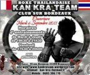 Bordeaux muay thai