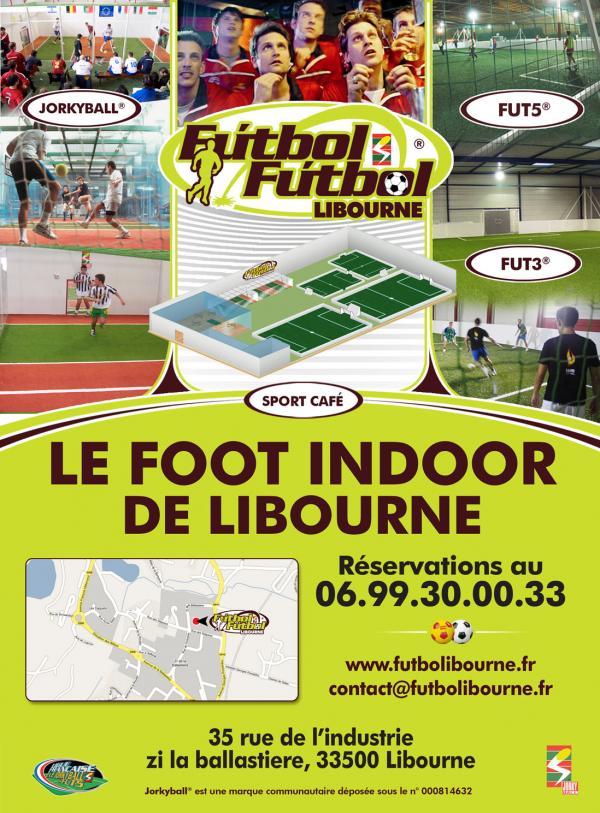 futbol futbol libourne libourne 33500 t l phone horaires et avis. Black Bedroom Furniture Sets. Home Design Ideas