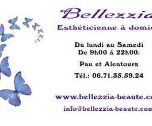 Bellezzia estheticienne à domicile