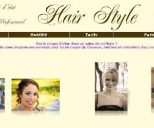 Hair style - coiffure a domicile