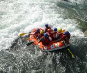 photo Evasi 'eau - Rafting Hydrospeed Canoe Kayak