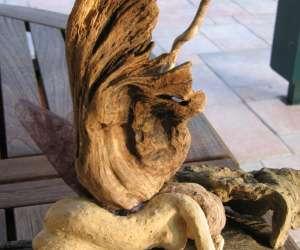 Creation en bois flotte