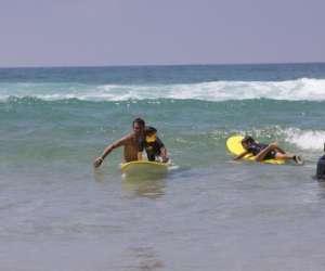 Ocean ride