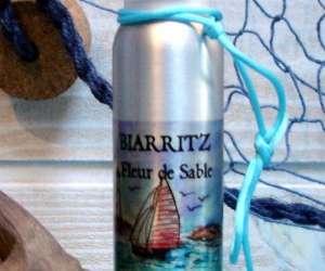 Marine molina la griffe du parfum basque