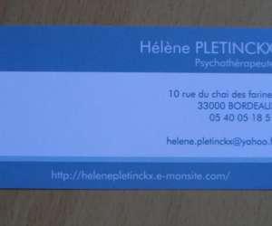 Helene pletinckx psychotherapeute