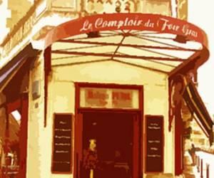 Le comptoir du foie gras
