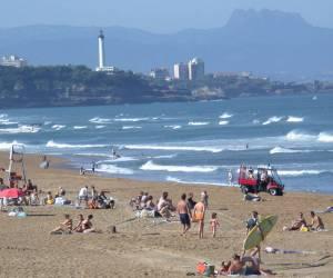 Les plages d