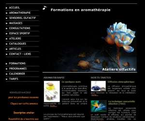 Arom-bellevue - aromatherapie