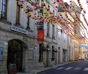 Hotel hostellerie de saint front