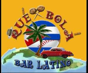 Que bola bar latino restaurant cubain