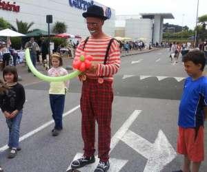 Le clown roultaboul