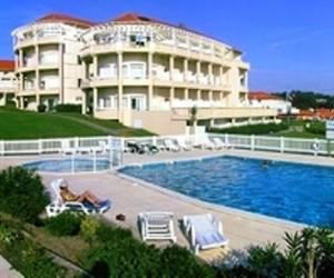 Residence mer et golf eugenie biarritz