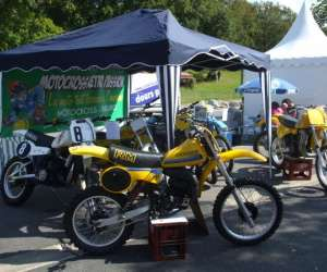 Association :motocross retro passion